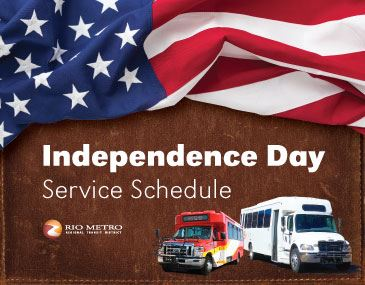Rio Metro Independence Day Schedule