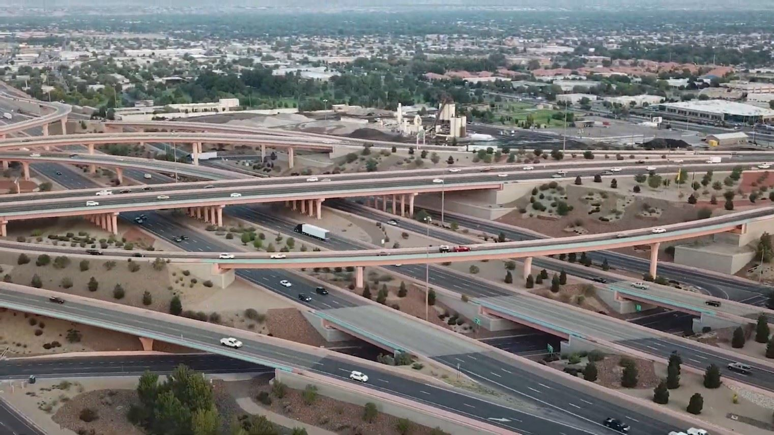 Albuquerque Freeway Crossings